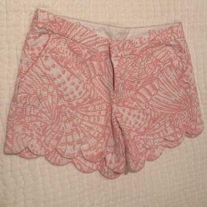Lilly Pullitzer buttercup short size 6